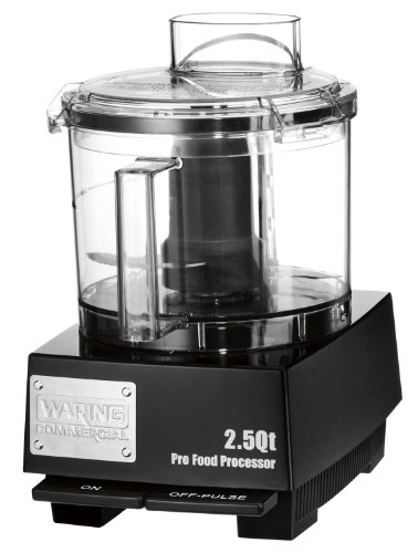 Commercial Food Processor ~ Waring commercial wfp sw sealed space saving batch bowl